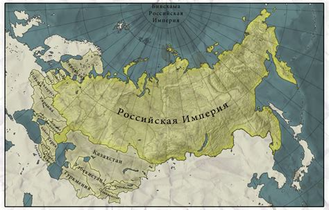 russian empire map russian empire by rvbomally on deviantart