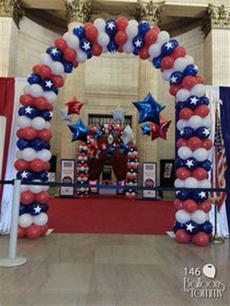 decorations us 1000 images about balloons patriotic on