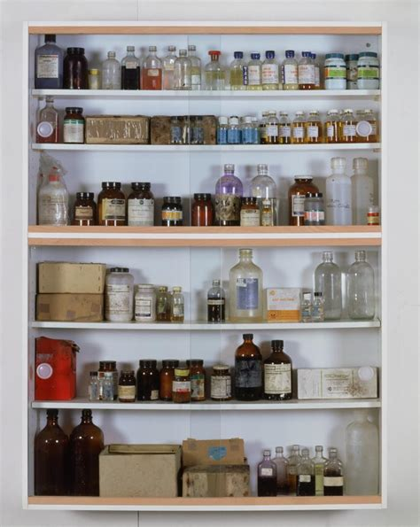 Hirst Medicine Cabinet by I Wanna Be Me Damien Hirst