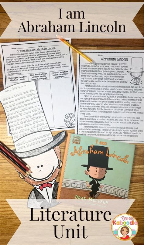 abraham lincoln biography for 3rd graders 135 best 3rd grade activities and ideas images on