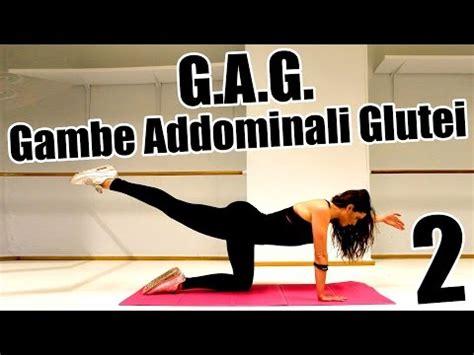 ginnastica per dimagrire da fare in casa esercizi per gambe addominali e glutei allenamento