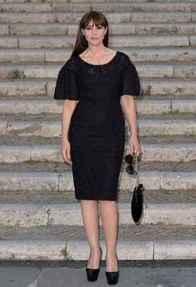 monica bellucci ingrassata monica bellucci ma quanto 232 ingrassata foto ultime