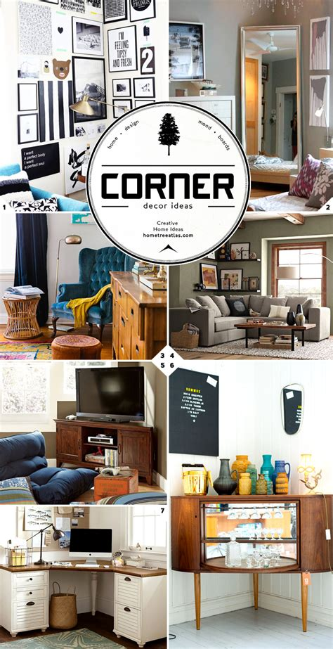 corner decor ideas making use of the corners in a room decor and design