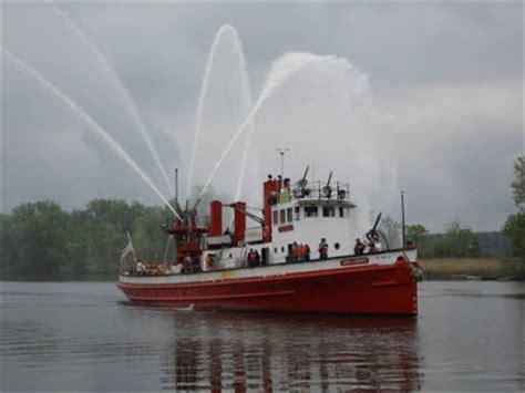 fireboat john j harvey youtube the kingston news blog