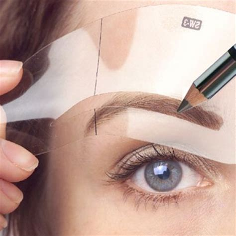 an overview of the best eyebrow stencils brands