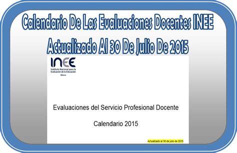 ineval evaluacion docente 2016 resultados evaluacion ineval 2016 new style for 2016 2017
