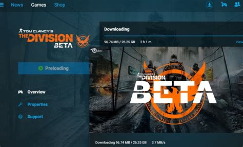 Tom Clancys The Division Requires tom clancy s the division beta will require 28gb on windows pc