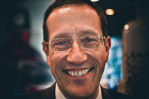 Portrait Photograph of Richard Quest ~ Hochzeitsfotograf LU