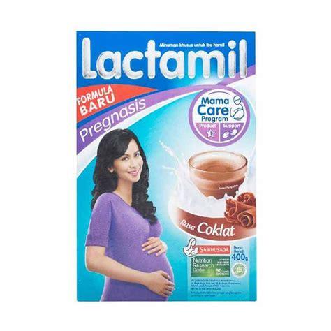 Lactamil Sebelum jual buy 1 get 1 lactamil pregnasis coklat ibu 400gr harga kualitas
