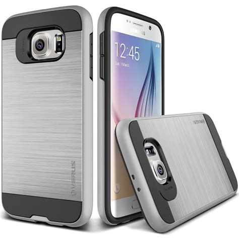 Samsung Galaxy S6 Verus Verge Tough Armor Casing Cover Bumper verus verge galaxy s6 primegad