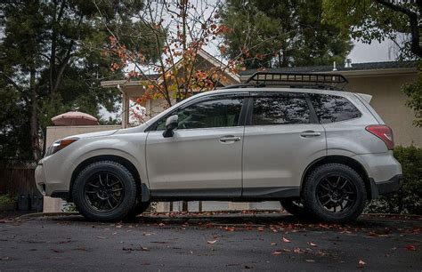 white subaru forester black rims 14 offroad black wheels subaru forester owners