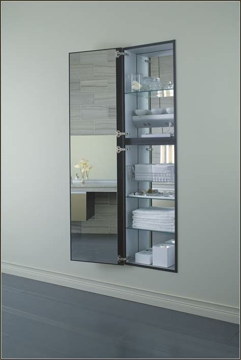 Robern Canada Length Medicine Cabinet With Mirror Home Design Ideas