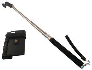 Tongsis Multifunctional Monopod Z07 3 With Cl For Iphone 4 And Iphone 5 tongsis multifunctional monopod high quality z07 3 with