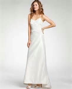 ann taylor 264230 wedding dress tradesy weddings