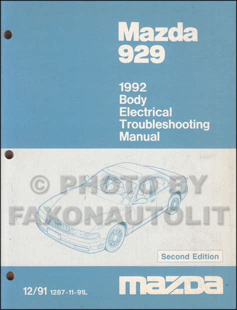 online repair manual for a 1992 mazda 929 mazda 929 1983 1984 1985 1986 2 0i workshop manual service manual 1992 mazda 929 how to remove dipstick from a oil pan 2002 mazda mx 5 how to