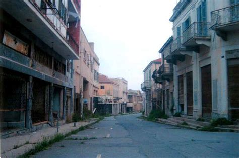 Deserted Places by Varosha Rare Photos Inside Northern Cyprus Ghost City