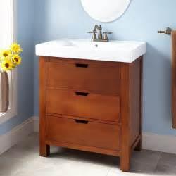 Oak Vanity Cabinets by 30 Quot Morey Vanity Cabinet Oak