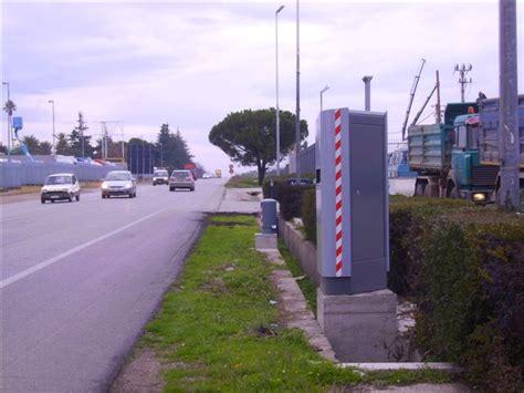 autovelox mobili autostrada autovelox ecco dove sono in autostrada e sulle strade
