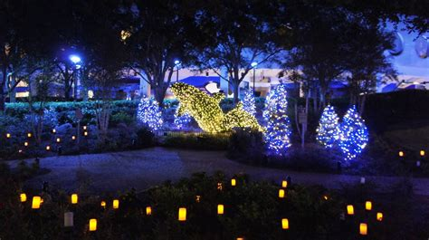 seaworld s 2011 christmas celebration hd video photo tour