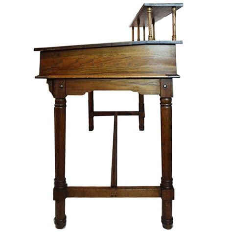 Early 20th Century Monumental Standing Desk For Sale At Standing Desk For Sale