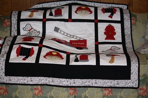 Fireman Quilt Pattern by Pin By Hermanson On Stuff