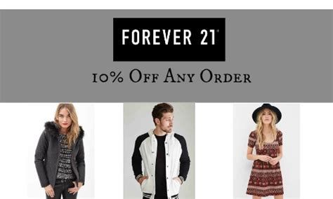 Forever 21 Gift Card Promo Code - 21 off on forever 21 outerwear coupons male models picture
