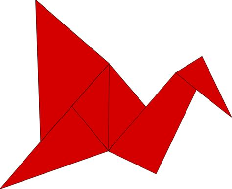 Origami Png - file origami bird png