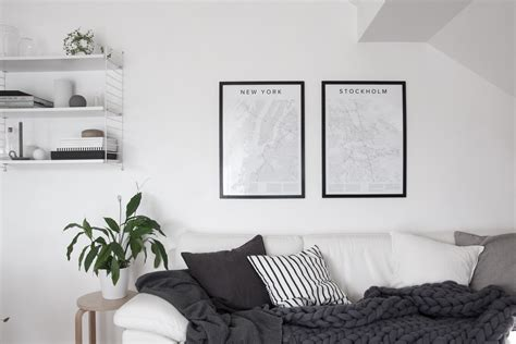 White Walls Home Decor Top 10 Tips For Adding Scandinavian Style To Your Home Happy Grey Lucky