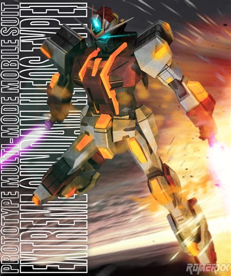gundam extreme wallpaper extreme gundam leos type 2nd by romerskixx on deviantart