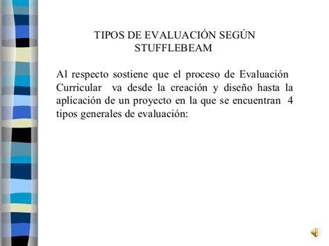 Modelo De Evaluacion Curricular Modelo Cipp De Evaluacion Curricular Stufflebeam