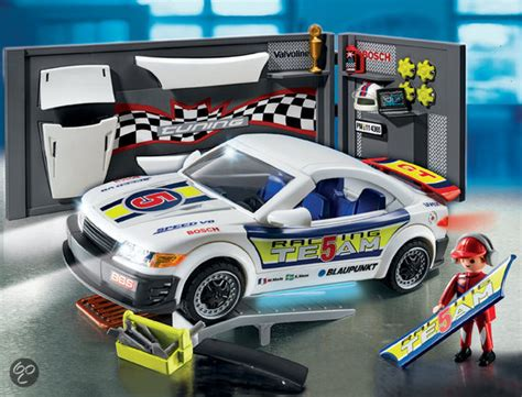 Playmobil Tuning Auto by Bol Playmobil Tuning Race Auto Met Licht 4365