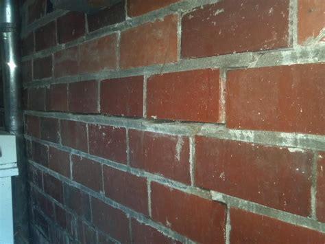 Foundation Repair   Clay Block   Cracked Clay Block Walls