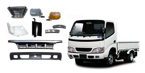 Toyota Auto Parts Toyota Dyna Truck Parts