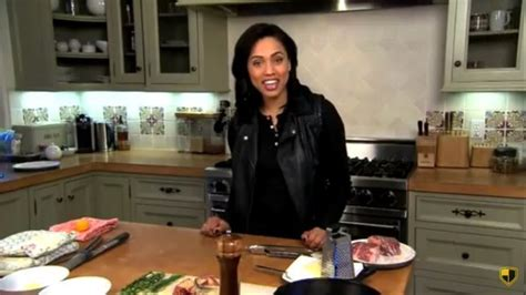 You Showed Us Your Cookbooks by Ayesha Curry Is Getting A Cooking Show And Everyone Is