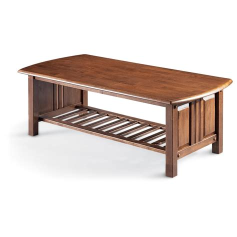 hermosa table l brown hermosa coffee table 129287 living room at sportsman s