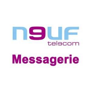 portail neuf telecom messagerie