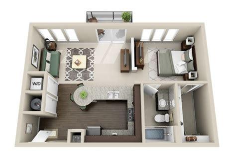 plan 3d chambre plan 3d appartement 1 chambre 40