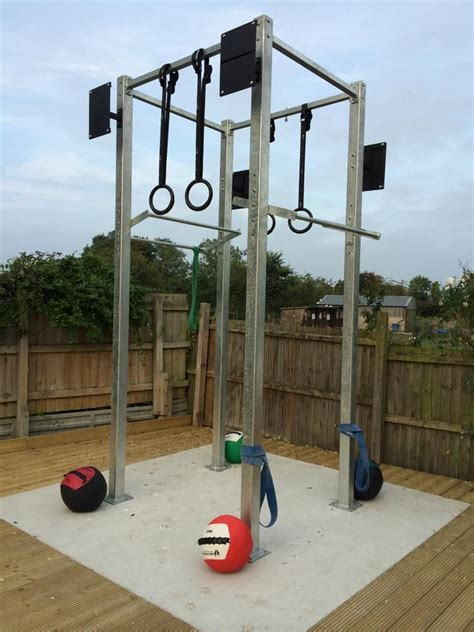 backyard fitness equipment outdoor crossfit rig google search health and fitness