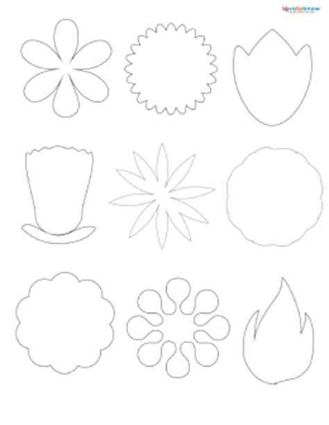 printable flowers for scrapbooking free scrapbook patterns to print lovetoknow