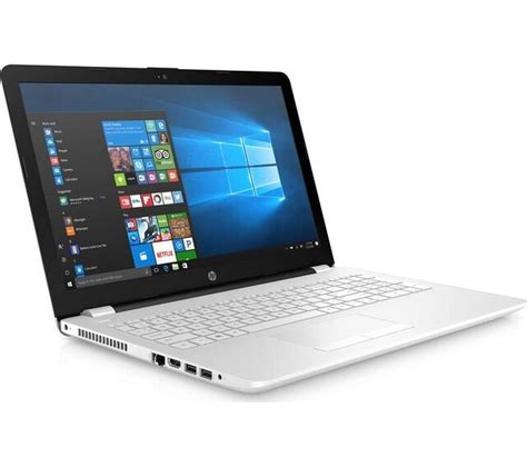 Wifi Laptop Hp buy hp 15 bw068sa 15 6 quot laptop white l15bun16 15 6 quot laptop with wireless mouse screen