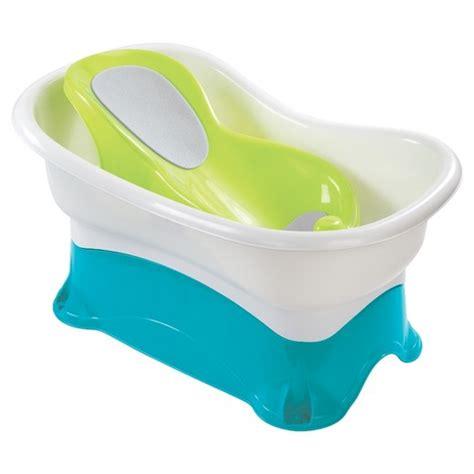 summer baby spa bathtub summer infant 174 comfort height bath tub multi stage tub