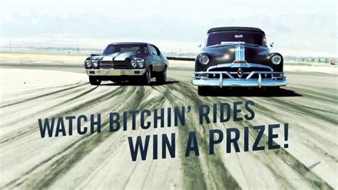 Velocity Sweepstakes - velocity bitchin rides bitchin prize sweepstakes tv commercial auction trip
