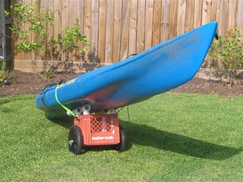 Rv Storage Garage 1000 images about kayak cart on pinterest boats milk