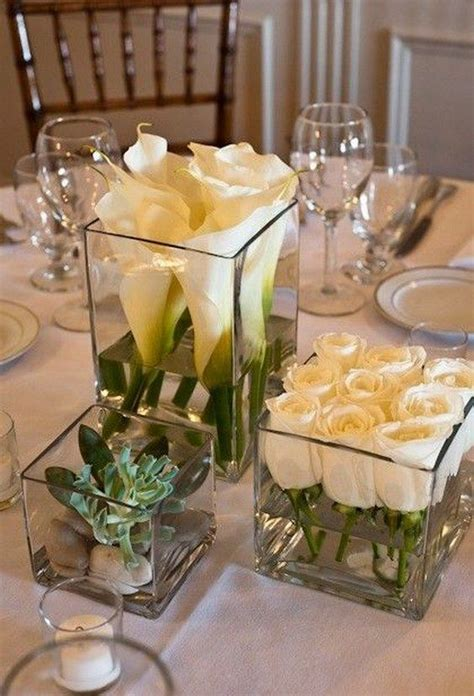 simple elegant table settings best 25 table flower settings ideas on pinterest