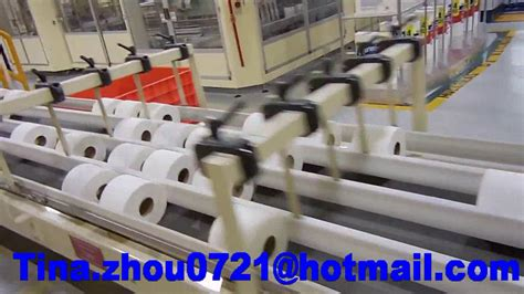 How To Make Paper Machine - toilet paper roll machine production line