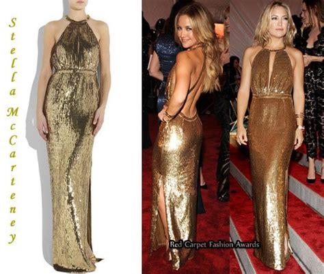 In Kate Hudsons Closet Stella Mccartney in kate hudson s closet stella mccartney gold sequin