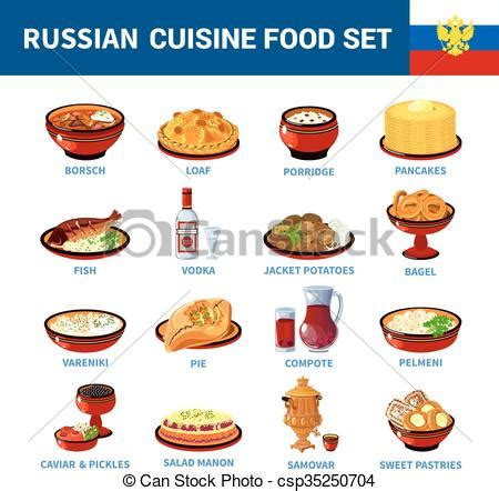 plat cuisin駸 cuisine plat plats ic 244 nes collection russe porridge