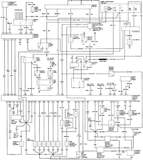 1998 jeep stereo wiring diagram 2001 xj