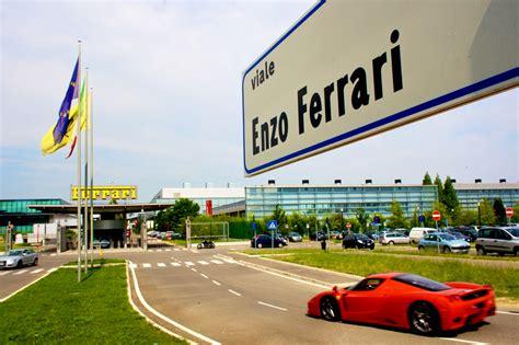 maranello italy 36 hours in ferrari s maranello garrett on the road
