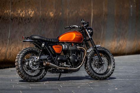 Triumph Motorrad Flensburg by Custom Bikes Of The Week Motorr 228 Der Und H 252 Bsch